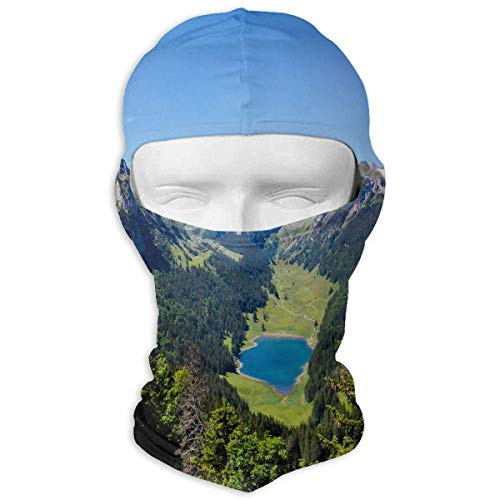 Vidmkeo Music Rays Full Face Masks UV Balaclava Hood Ski Sports Cap Motorcycle Neck Warmer Tactical Hood for Cycling Outdoor Sports Snowboard ()
