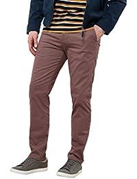 next Hombre Pantalones Chinos Elásticos - Corte Slim