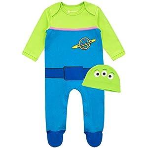 Disney Conjunto de Pijama Entera y Gorro para Niños Bebés Toy Story 13