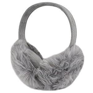 Milya Mode Winter Unisex Ohrenschützer Ohrenwärmer Skalierbar für Erwachsene Kinder