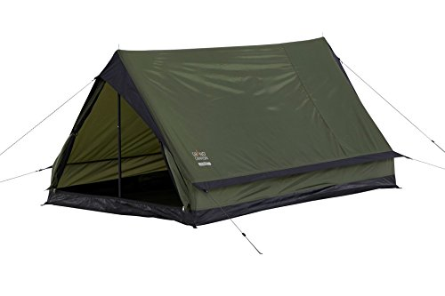 Grand Canyon Trenton 2 Campingzelt, 2-Personen-Zelt, Olive, 302032