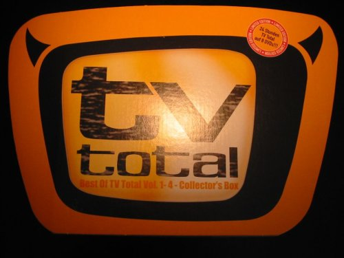 Best of TV Total Vol. 1-4 - Collector's Box
