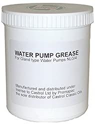 Classic Castrol 1610D Water Pump Grease, 500 g