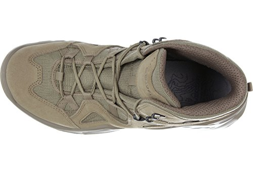 Lowa Zephyr GTX Mid chaussures hiking Beige (Coyote/oliv)