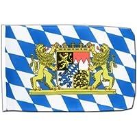 Oktoberfest Bayern Fahne Flagge Gr 1,50x0,90 Bayrische