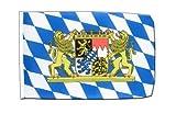 Deutschland Bayern Löwe Flagge, bayerische Fahne 30 x 45 cm, MaxFlags®