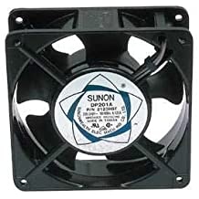 Ventilador 115V AC- 120x120x40