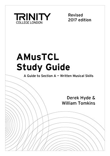 AMusTCL Study Guide (Revised 2017 edition)