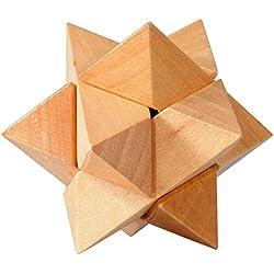 Fridolin 17454- Rompecabezas de madera