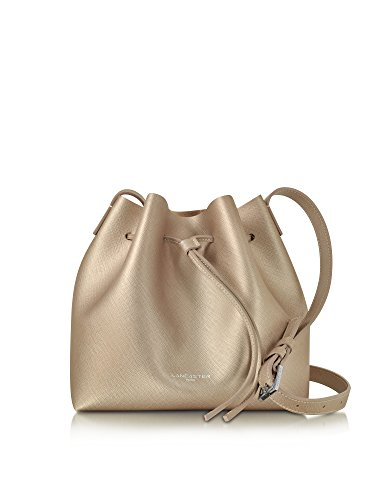 lancaster-paris-womens-42218champagne-gold-leather-shoulder-bag