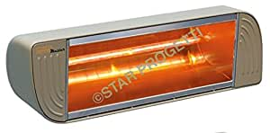 Star Projets IC1006 Inframaster Chauffage