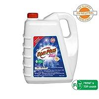 EON PLUS Ultra Concentrated Premium Laundry Detergent Liquid - 5 Litre