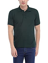 Trendy Trotters Dk.Green Polo Cotton T-Shirt