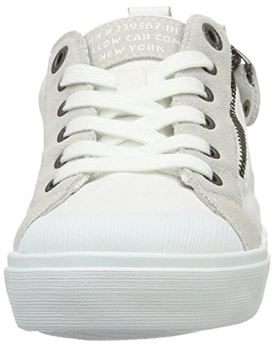Yellow Cab Strife W, Sneakers basses femme Blanc