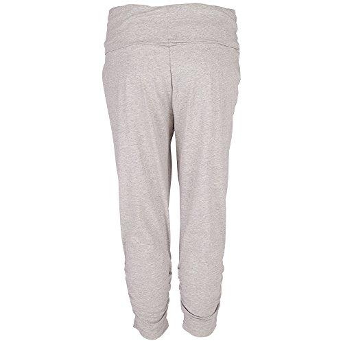 Kappa Damen Pants Tela Women Grey Melange