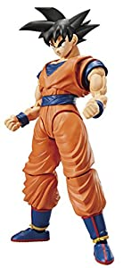 LAST LEVEL- Figura Dragon Ball Son Goku Black Model Kit QPOSKET Disney Merida 7 CM, Multicolor (1)