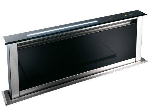 Best Downdraft Lift plus Glas 900 / 7756000 86cm Tisch-Dunstabzugshaube