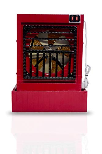 National Small Medium Steel Air Cooler(Red)