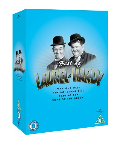 Best Of Laurel & Hardy [Way Out West/The Bohemian