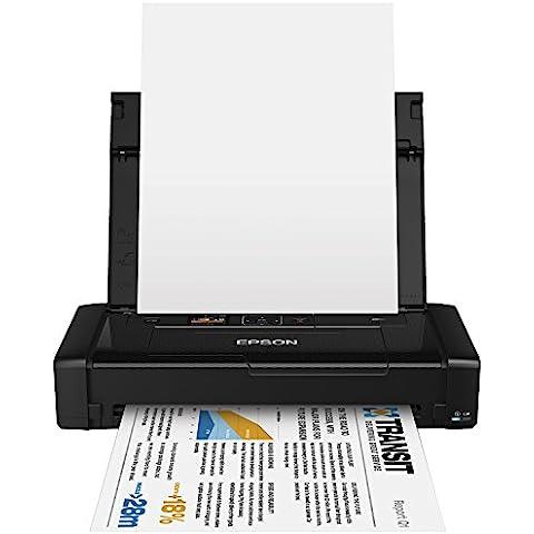 Epson Workforce WF-100W Stampante Inkjet A4, Wireless,