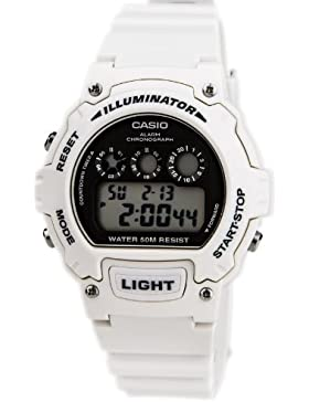 Casio Damen Digital mit Resin Ar
