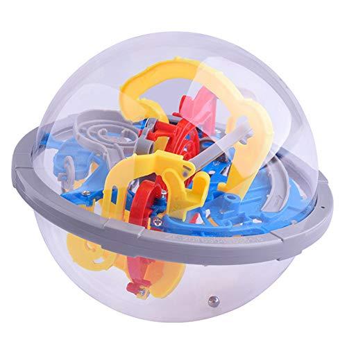 ZREAL 3D Labyrinth Intellekt Ball Balance Barrier Magische Labyrinth Puzzle Spielzeug Kinder Pädagogisches Spielzeug