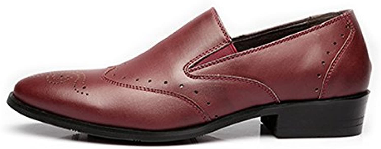 Hongjun-scarpe Scarpe Uomo 2018, Scarpe Basse da Uomo per Uomo. Opaco con Fodera Interna in PU Sintetico Traspirante... | Ha una lunga reputazione  | Maschio/Ragazze Scarpa