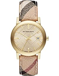 "GENUINE BURBERRY Watch Male ""Swiss Made"" - bu9026"