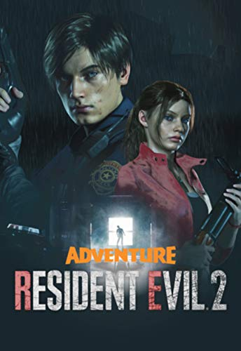 Resident Evil 2 Game Adventure (English Edition)