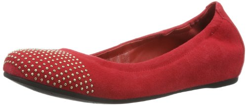 Högl shoe fashion GmbH  7-100952-40000, Ballerines pour femme Rouge - Rot (red 4000)