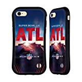 Officiel NFL Stade De Mercedes-Benz Atlanta 2019 Super Bowl LIII Étui Coque Hybride...