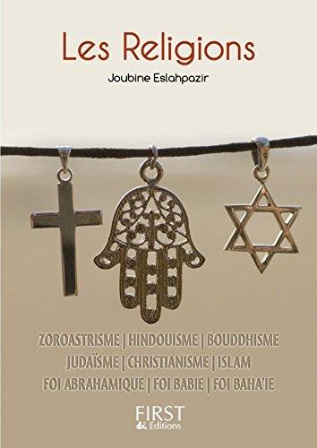 Petit livre de - Les religions (LE PETIT LIVRE) (French Edition)