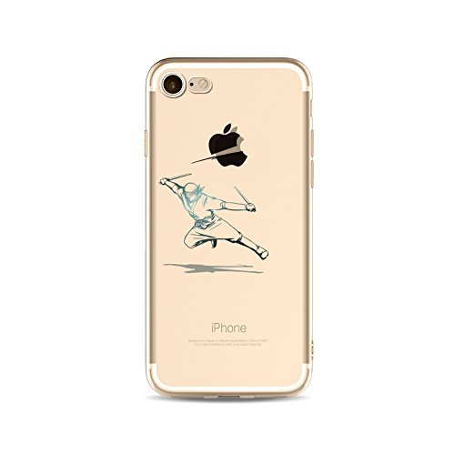 Coque iPhone 7 Housse étui-Case Transparent Liquid Crystal capture de rêve en TPU Silicone Clair,Protection Ultra Mince Premium,Coque Prime pour iPhone 7 (2016)-style 13 style 19