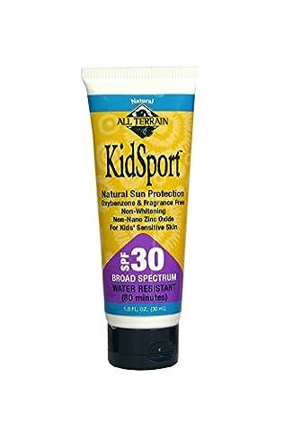 KidSport, Sunscreen, SPF 30, 1,0 fl oz (30 ml) - Tout Terrain