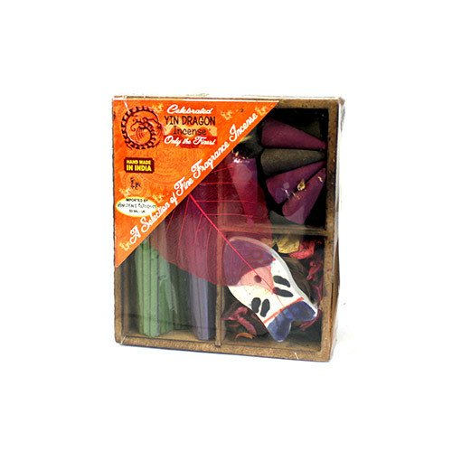 Coffrets cadeaux petite boîte cônes et bâtonnets