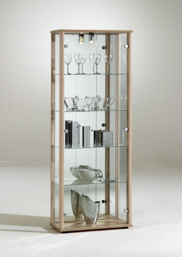 modern-retail-or-domestic-lockable-double-glass-display-cabinets-various-colours-double-oak