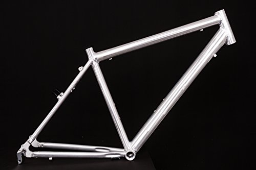 "28\"" Zoll Alu Fahrrad Rahmen Herren Trekking City Bike V Brake Ketten Schaltung Rh 50cm roh unlackiert"