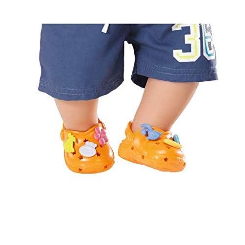 Zapf Creation 824597 Baby Born® Clogs mit Pins
