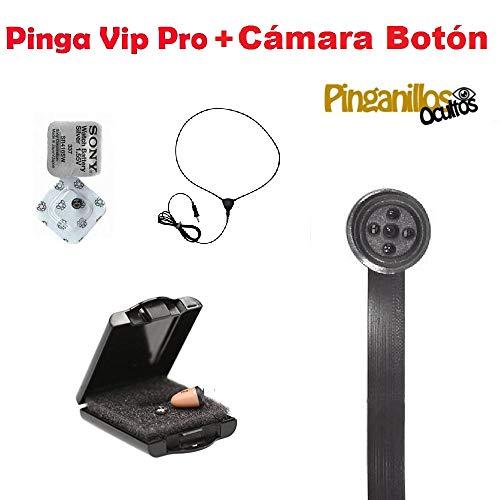 PINGA VIP PRO: El Pinga Vip Pro es el modelo más famoso de pinga que se caracteriza por usar pila propia (incluida) y por ser el pinga más utilizado. Su calidad e intensidad de sonido es superior que sus modelos predecesores. Funciona mediante pila, ...