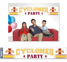 Iowa State Seminolen Party Banner
