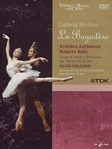 Minkus, Ludwig - La Bayadère (NTSC)