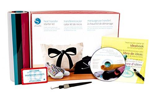 Kreativ Silhouette Cameo® 3 Textiltransfer Starter Set - 3