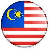 Flagge Malaysia Kühlschrankmagnet Magnet Magneten Pinnwand Magnet Pinnwand