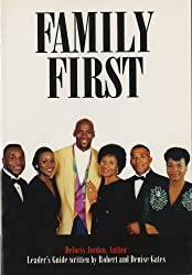 Family First: Winning the Parenting Game by Deloris Jordan (1998-05-01)