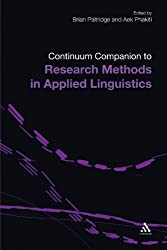 Continuum Companion to Research Methods in Applied Linguistics (Continuum Companions)