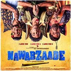 NAWABZAADE MUSIC CD