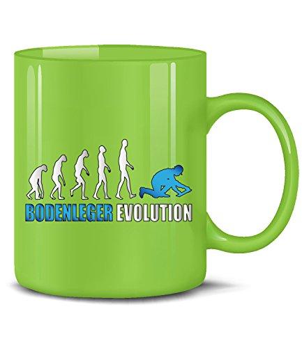 BODENLEGER EVOLUTION 4611(Grün-Blau)