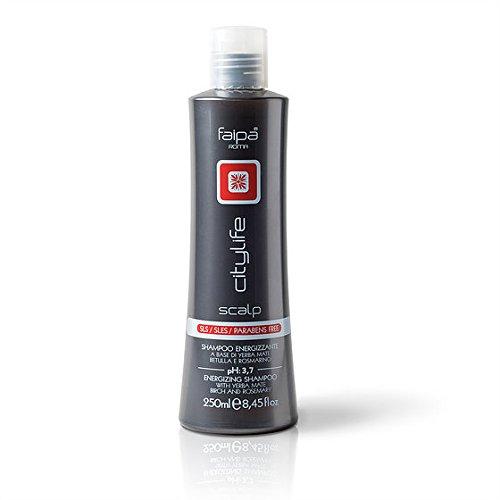 Energizing Shampoo with yerba mate, birch and rosemary. 250ML