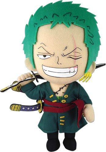 One Piece * Zoro Peluche Figura (23cm)