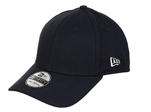 New Era Erwachsene Baseball Cap Mütze 39Thirty Stretch Back, Navy, M/L, 11086479